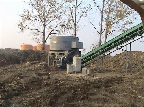 """安徽宿州市生物质发电厂连年亏损 满地是秸秆电厂却""""挨饿"""""""