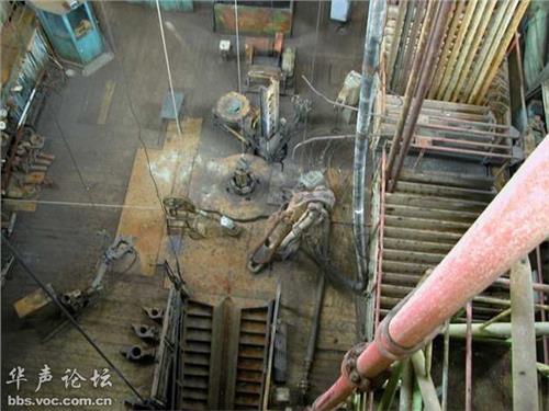 世界第一 前苏联12公里深的超深井钻探