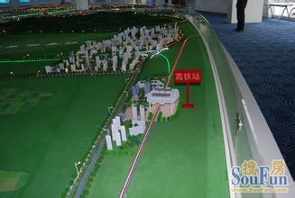 广东湛江高铁站规划图分析 大张高铁大同站新址在哪里(2)