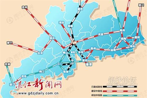 大同高铁路线图 大西高铁简介线路图 大同至西安铁路客运专线站点有