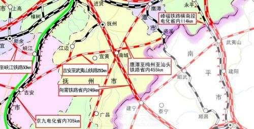 杭温高铁、温丽铁路、温武铁路的规划建设建议