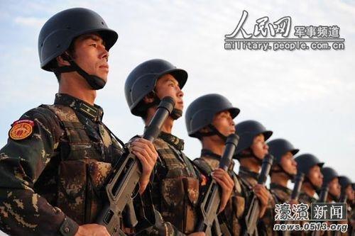 中国第一悍匪田明建 特种部队单手换弹夹鼻祖