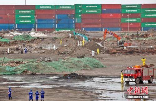 天津港812爆炸事故原因真正元凶揭秘