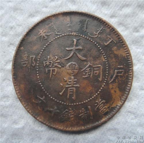中华民国湖南铜元当十|铜元十小珍品素材|精品铜元五枚