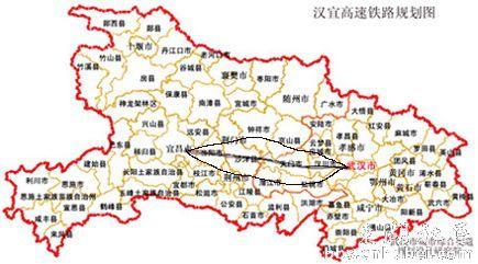 沪汉蓉铁路渝利段_湖北沿江高铁规划图 铁路员工坐高铁要钱吗 城际铁路与高铁的 ...