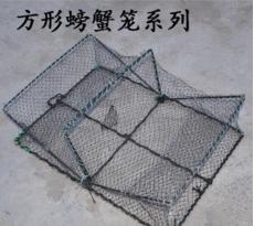 【青蟹养殖塑料笼图】青蟹笼养殖方法和好处