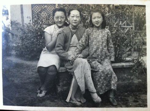 【李烈钧简介】李烈钧夫人和李烈钧子女照片合集