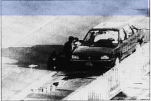 【94年田明建事件视频解密】加拿大拍摄的田明建事件枪战视频图片