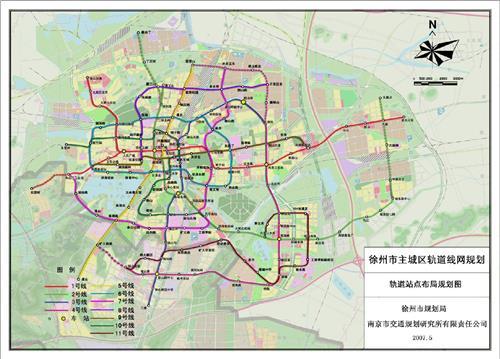青岛地铁1号线2号线3号线线路规划图【最新版】