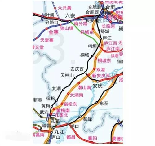 【合安九高铁最新消息(开工时间 通车时间 最新动态)】