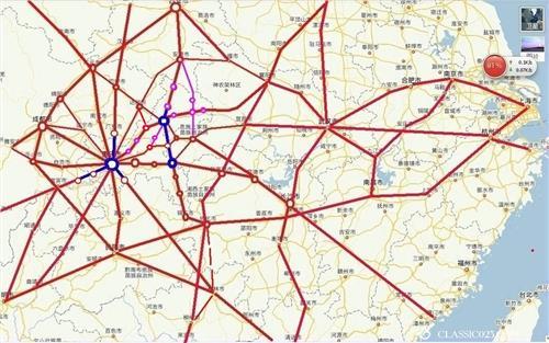 最新?十三五铁路规划曝光 28条新建高铁路线走向全在这里
