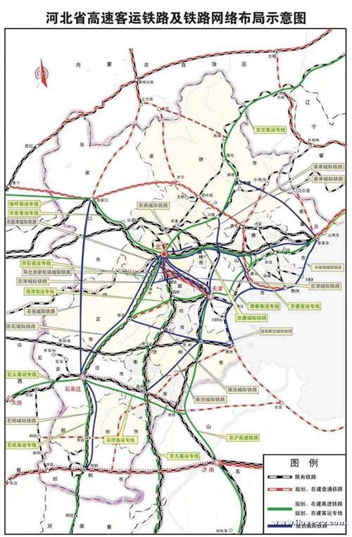 关于京沈高铁的最新准确消息 线路 还有站点都设置在哪?