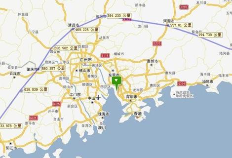 汕湛高速汕头至揭西段正式动工