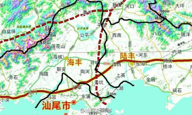 【兴汕高速最新消息】兴汕高速兴宁至五华段 拟年内动工2017年通车