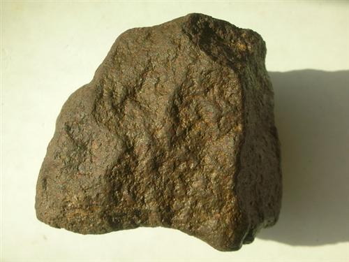 定向石陨石图片 石陨石的鉴定特征和图片