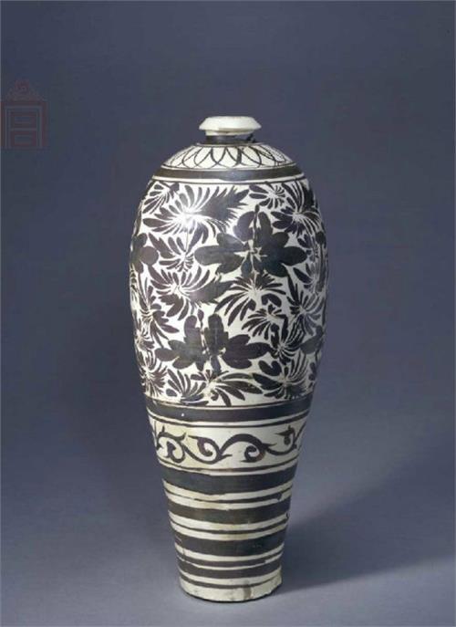 官窑黑定_宋磁州窑黑釉瓷器图片 北宋磁州窑瓷器的特征_飞扬123