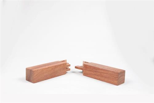 榫卯结构图解大全 中国古代木匠为什么不用钉子?33 张动图带你了解强大的榫卯结构