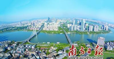 惠州轻轨7号线 惠州地铁1号线2017年动工 对接深圳将有8条轨道交通