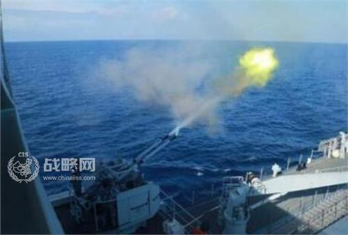 日本军舰钓鱼岛被击沉 中国放狠话安倍直擦汗 日本军舰敢进钓鱼岛就击沉