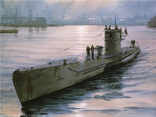 中国击沉日本军舰 日本潜艇被中国击沉:中国海军潜艇奉命击沉日本军舰