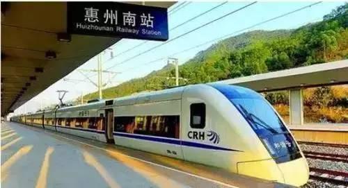 惠州轻轨1号线 惠州城市轨道1、2号线要来了!1号线连接惠城和惠阳大亚湾