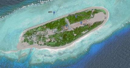 永暑岛最新图片 永暑岛与太平岛哪个面积大?