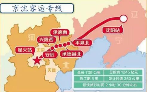 大同高铁站建在哪里 河北规划再建28条高铁、城铁 看看都在哪