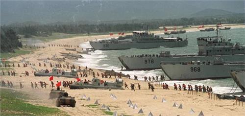 1996年台海危机耻辱 姬胜德泄密事件外媒揭秘 1996台海危机三大耻辱