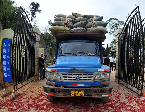 边境贸易怎么做 中越边境互市贸易有多火?记者带你看边民怎么做国际生意