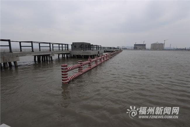 江苏三房巷 江阴三房巷化工码头工程