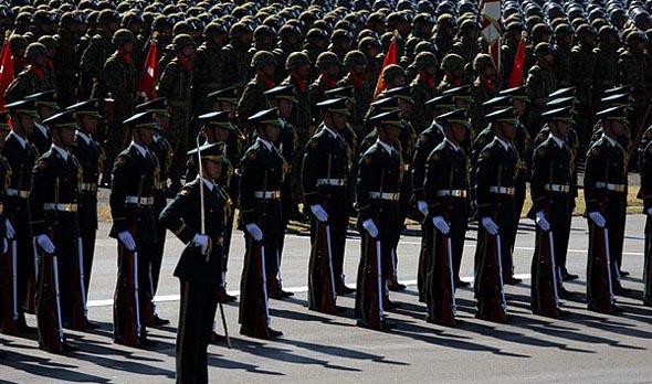 日本网民评论中国阅兵 2015中国阅兵邀请日本竟然拒绝 日本网民评价中国阅兵摘选(图)