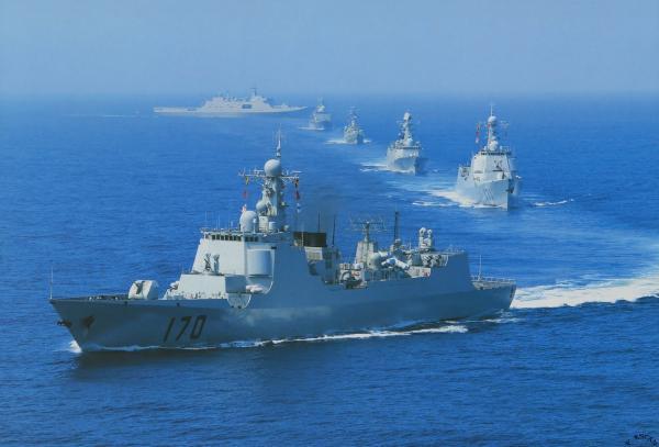 南海局势最新消息新浪 我海军南海击沉艘军舰 南海局势海军今天消息 南海最新消息