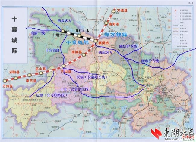 南阳郑万高铁 南阳除了郑万高铁 南阳又要通高铁了 看看啥情况