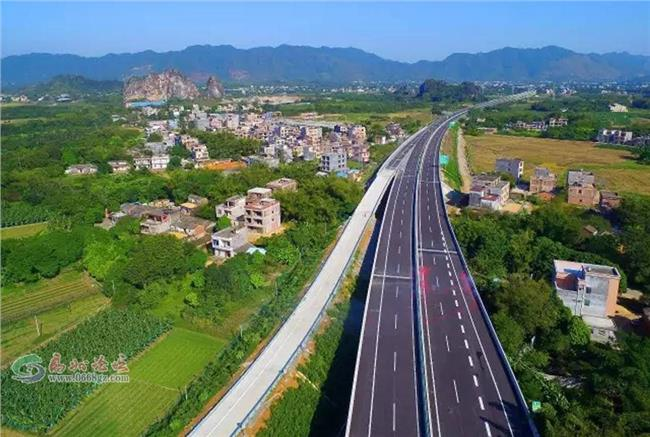 汕湛高速阳春段 【好消息】阳春段 汕湛高速松柏至八甲段今年将通车