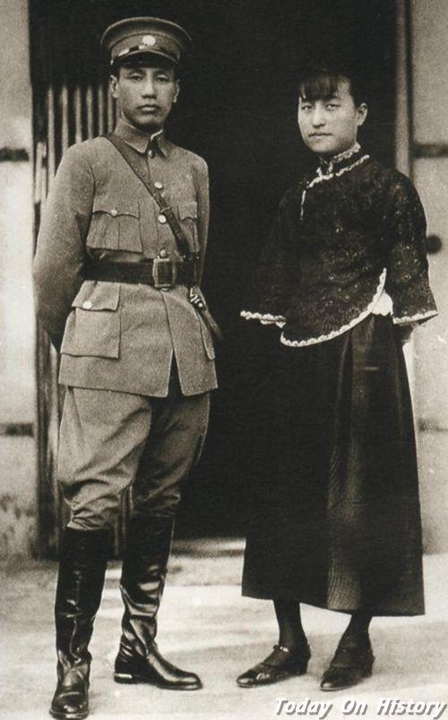 陈洁如怎死的 陈洁如和蒋介石的婚姻:婚姻的纽带是夫妻的共同成长