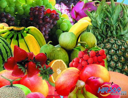 卖水果蔬菜利润大吗