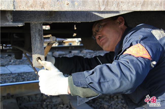 包西高铁线路图榆林段 西安铁路局榆林车辆段:细致做好春运工作狠抓培训