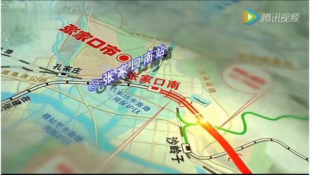 赤凌高铁最新动态消息 京张高铁最新消息
