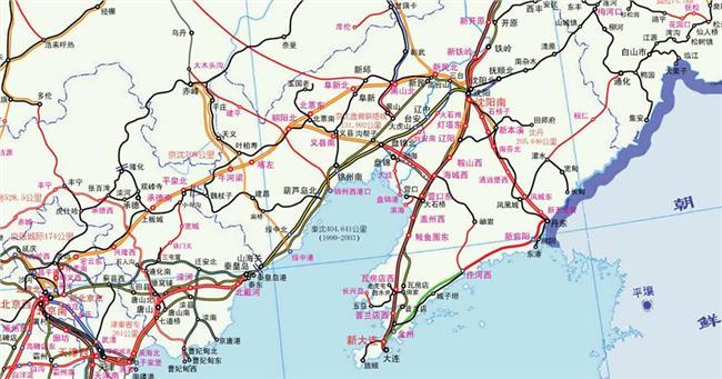 赤凌高铁最新消息 2015年5月京沈高铁最新消息:规划图、站点及北京段站点
