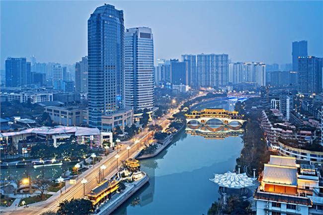 城市划分2017 南京和苏州进入新一线城市 2017中国城市商业魅力排行榜出炉