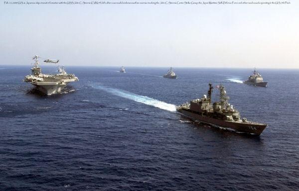 中国未来30年必有一战 30年内必有一战:中美日战斗力对比胜负很明显