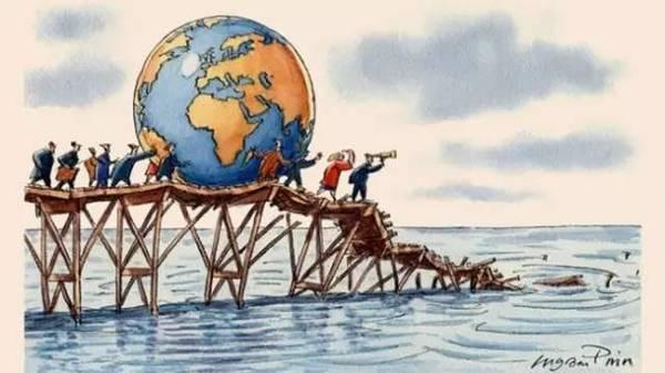 2017年中国经济大萧条 2017年伊始中国经济陷入大萧条