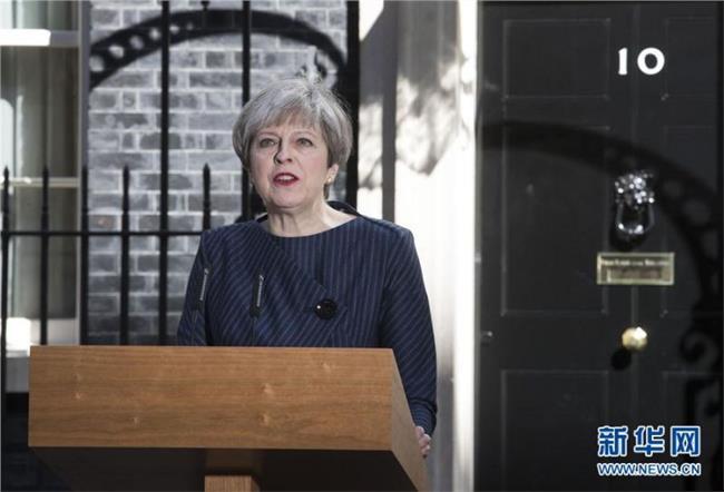 """现任英国首相 英国政坛很""""热闹"""":现任首相宣布提前大选 老首相要复出"""