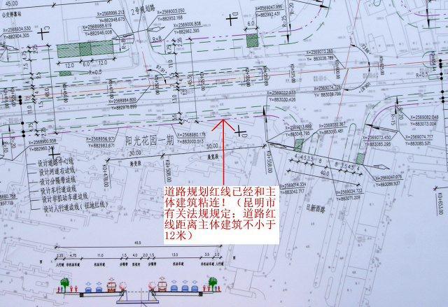 建筑红线退让 建筑退让道路红线距离规定