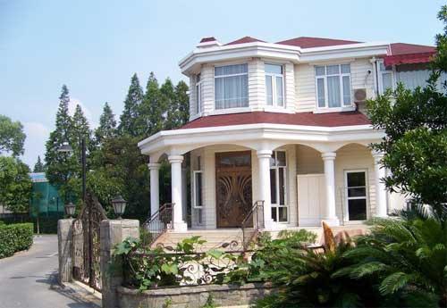 中国最贵的顶级豪宅 中国明星豪宅别墅图片