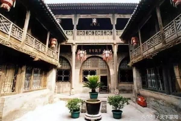 中国10大明星豪宅 中国古代十大豪宅 古代就得豪宅是这样的