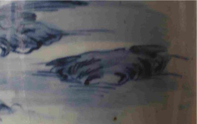 苏麻离青的特点 带你了解元青花 苏麻离青的呈色的三种特征